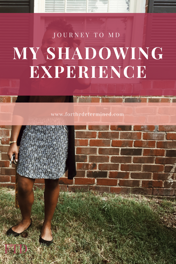 This Summer, I got to shadow a pediatric psychiatrist; it was a very eye-opening and humbling experience. Today, I'm sharing a bit of what I learned.